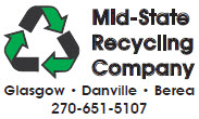 Mid-State Recycling Company Logo
